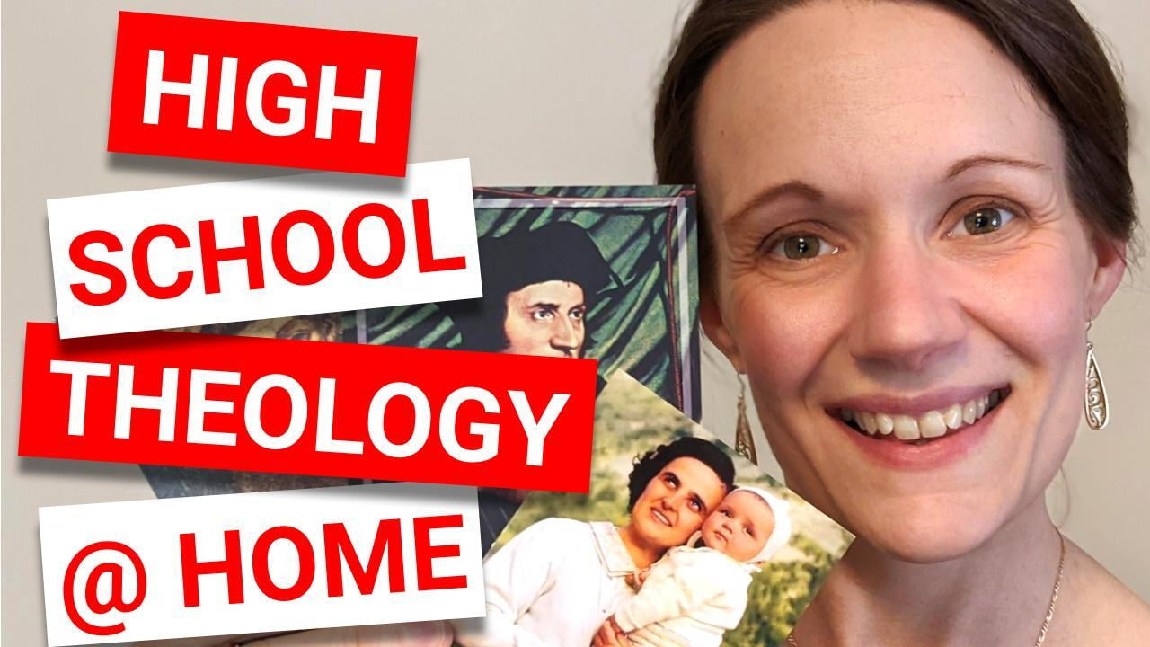 What WE USE for THEOLOGY in High School | Learn the KEY ELEMENTS for faith formation